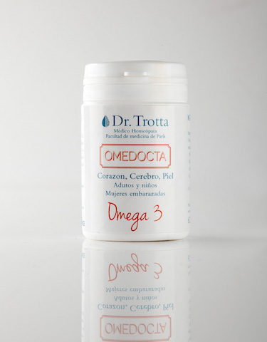 OMEDOCTA, los omega3 del doctor pascal trotta